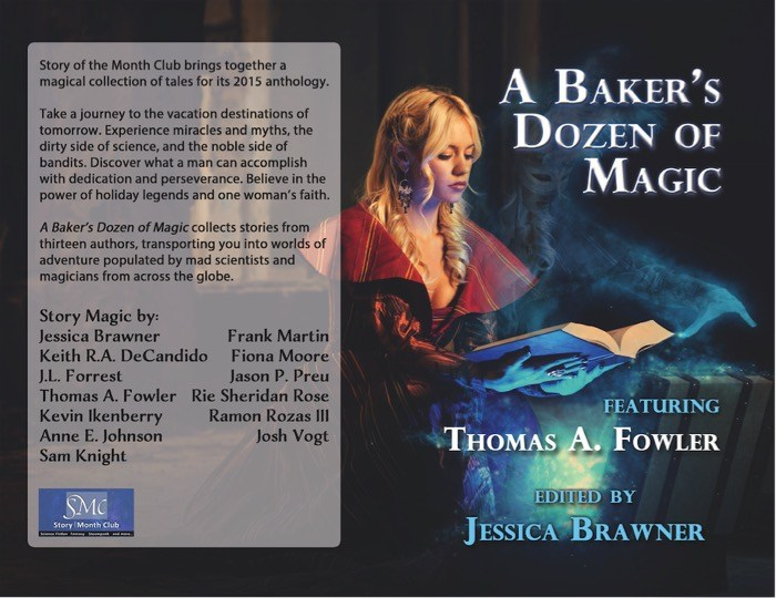 Book Review: A Baker's Dozen of Magic