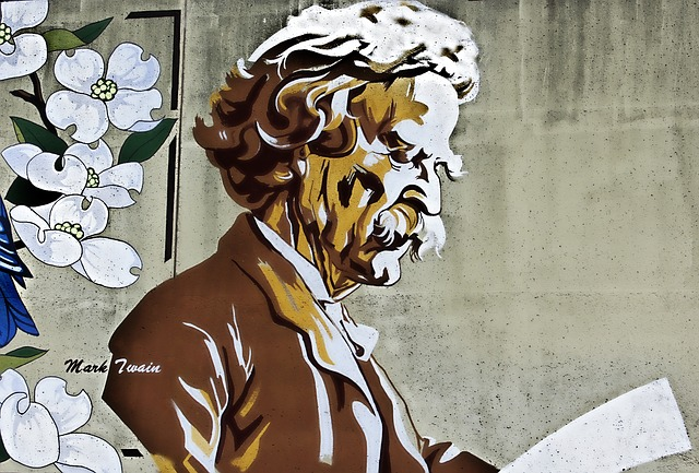 #tbt Past Poetry: Mark these words, Mr Twain