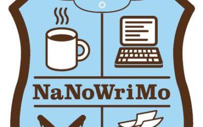 NaNoWriMo Progress Report: Day 5