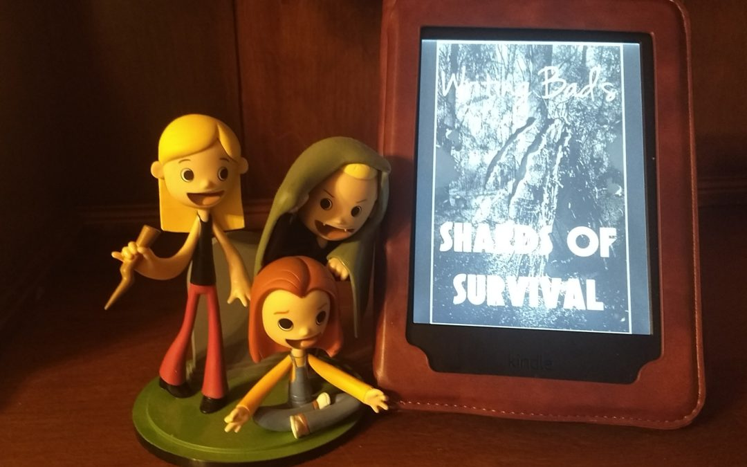 Book Review: Shards of Survival (Anthology)