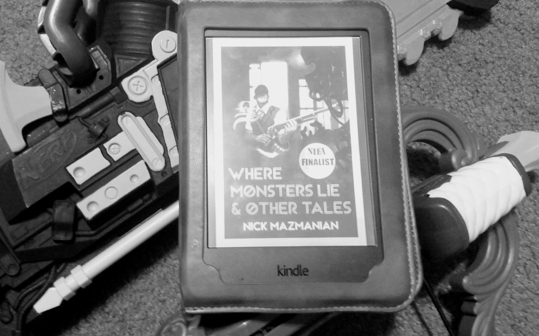 Book Review: Where Monsters Lie & Other Tales