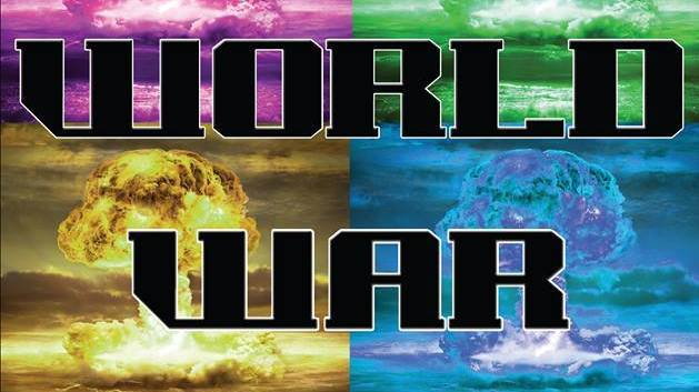 New Release: World War 4 Anthology