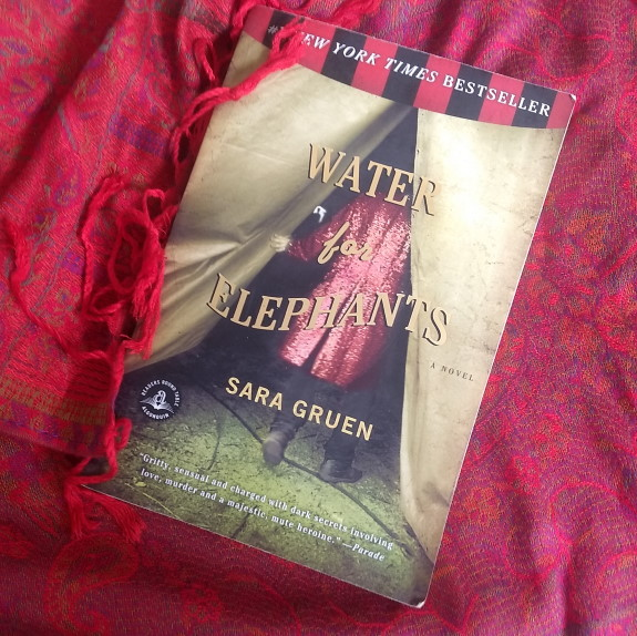Book Review: Water for Elephants by Sara Gruen