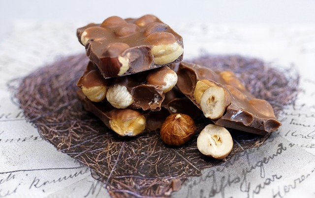 #tbt Past Poetry: Chocolate and Nuts