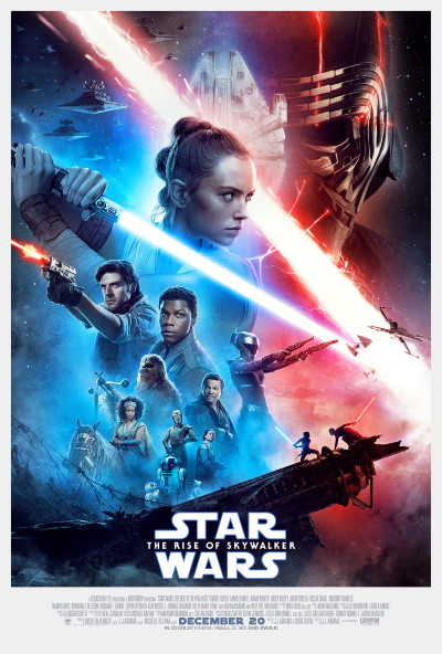 Star Wars: Rise of Skywalker – an Epileptic perspective