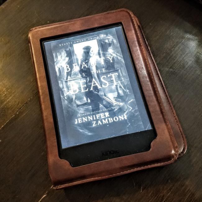 Book Review: Beauty is the Beast by Jennifer Zamboni