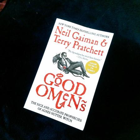 Book Review: Good Omens by Terry Pratchett and Neil Gaimen