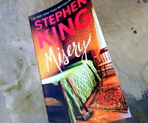 Quarantine Book Review 5: Misery by Stephen King