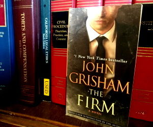 Quarantine Book Review 7: The Firm by John Grisham