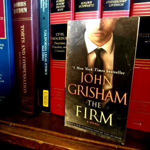 Quarantine Book Review 7: The Firm by John Grisham