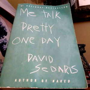 Quarantine Book Review 6: Me Talk Pretty One Day by David Sedaris