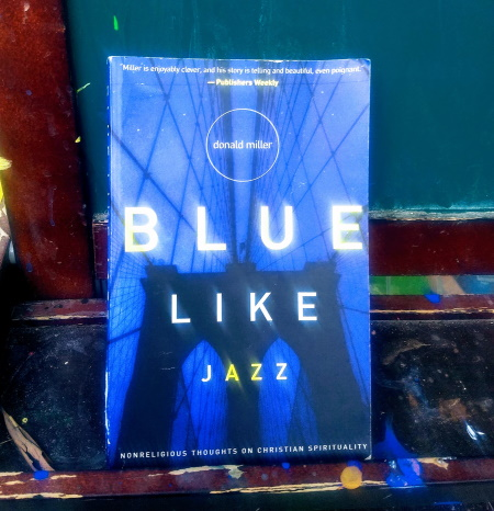 Quarantine Book Review 10: Blue Like Jazz