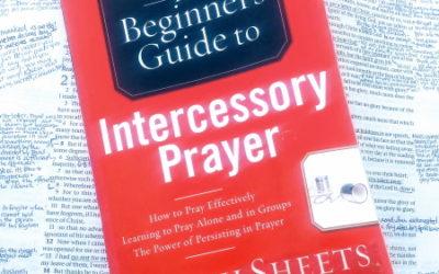 Quarantine Book Review 4: Beginner's Guide to Intercessory Prayer