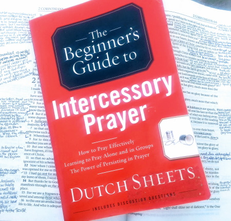 Quarantine Book Review 4: Beginner's Guide to Intercessory Prayer