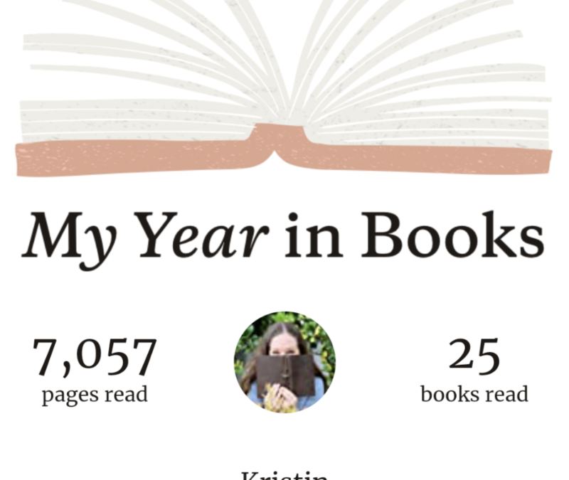 Goodreads: Year in Review in Books 2020