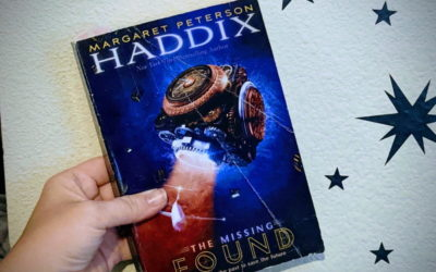 Book Review (for middle age kids): Found (The Missing Book 1) by Margaret Peterson Haddix