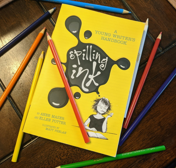 Book Review: Spilling Ink