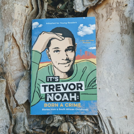 Book Review: Born a Crime by Trevor Noah